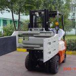 Shtypëse kamionësh hidraulikë me efikasitet Forklift Kinë Mbërthim piracional