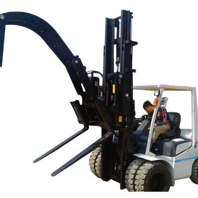 Mbërthej tub tub hidraulik Forklift
