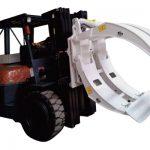 Shtojcat Forklift 360 Mbërthecka të rrotullimit të letrës me një krah të vetëm