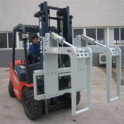 Mbajtës log i lidhjeve të lidhjeve hidraulike Forklift