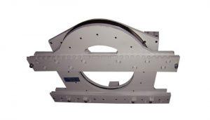 Prodhuesit Forklift Rotator Fork / Rotator lloji dhe madhësie të ndryshme