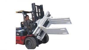 Shtojca Forklift Klasit 3 Shtojca pambuku prej balte me 575-2150 mm