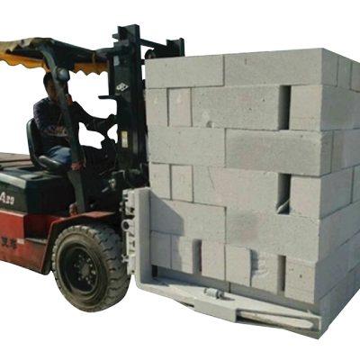 Tulla betoni hidraulike Forklift pirg bllokimi ngritës