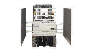 Mbërthecat e kartonit të bashkimit të Forkliftit 1.6ton