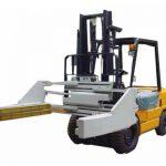 Mbërthecka blloku Forklift ose kapëse tullash 2.5 Mbërthendësa bllokimi të Forkliftit jo-zhvendosës