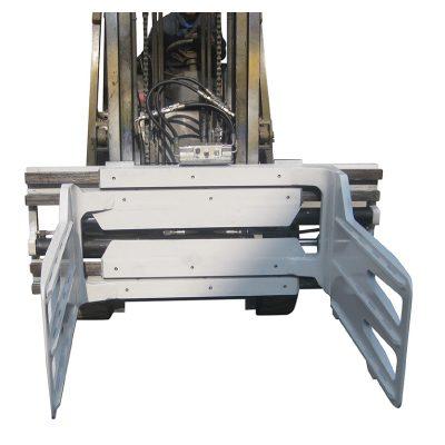 Mbërthendës Forklift Rotating Bale