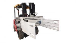 Forklift me furnizues bashkangjitje pirgje