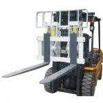Lidhësat hidraulikë Forklift pirunit të varur