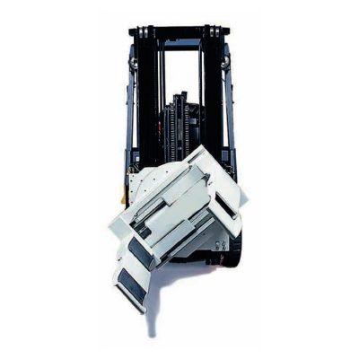 Daulle kapëset bashkangjitur Forklift