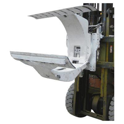 3 Ton kamion Forklift Diesel me shtojcë të kapëseve të letrës