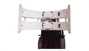 Pajisjet e Trajtimit të Materialeve Seria e rrotullave të serive 2ton TB raketë manuale për paletë kamionë paletë