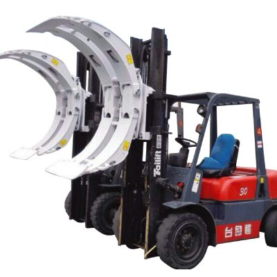Mbërthendës rrotullues letre me kornizë lëkundëse Forklift