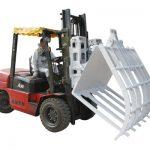 Letër kimike për mbeturinat e fibrave kimike Forklift