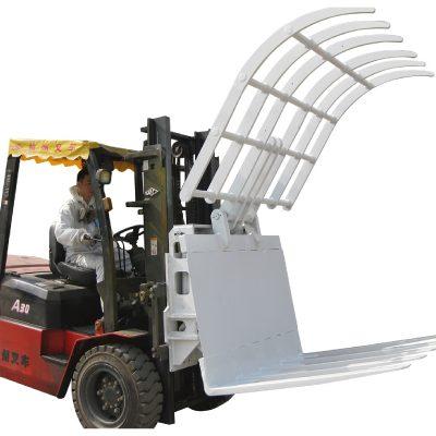 Transportues i Broken i Varkave Forklift