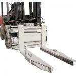 Kapës blloku hidraulik i lidhjes Forklift