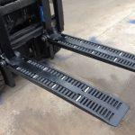 Lloji forks piruni rrotull Forklift WF2A1100 për shitje