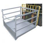 WP-GC18 Forklift bashkangjitur kafaz i mirë