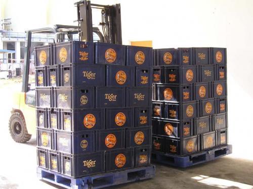 Përdorimi i dyfishtë sideshifter në industrinë e pijeve