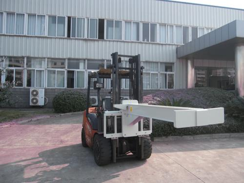 Mbajtës xhami hidraulik Forklift