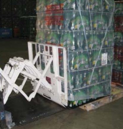 Përdorimi i shtojcave tërheqëse Forklift Në industrinë e pijeve